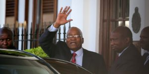 Leadership Lessons from Zuma's Resignation